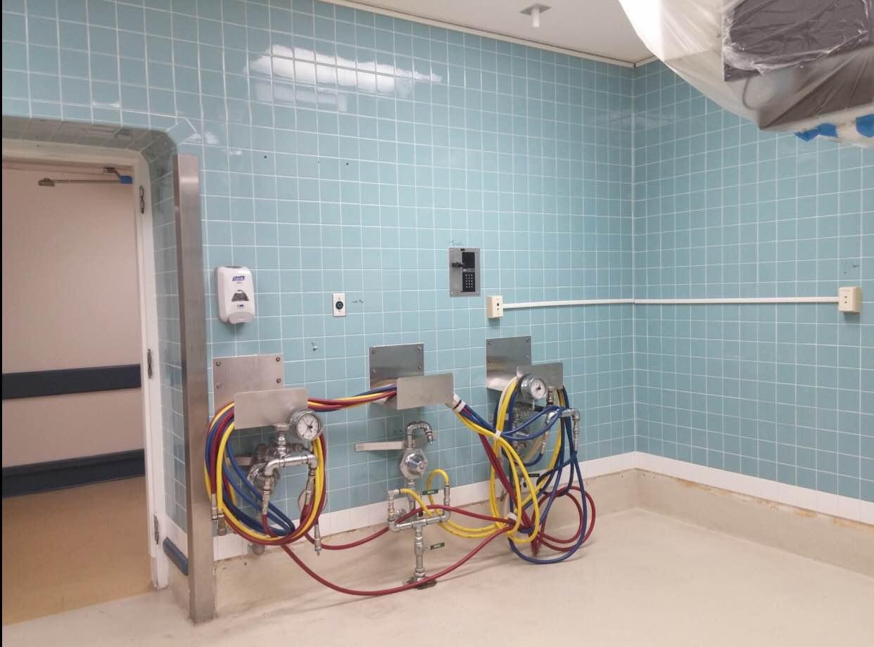 VA Hospital in Birmingham, AL.