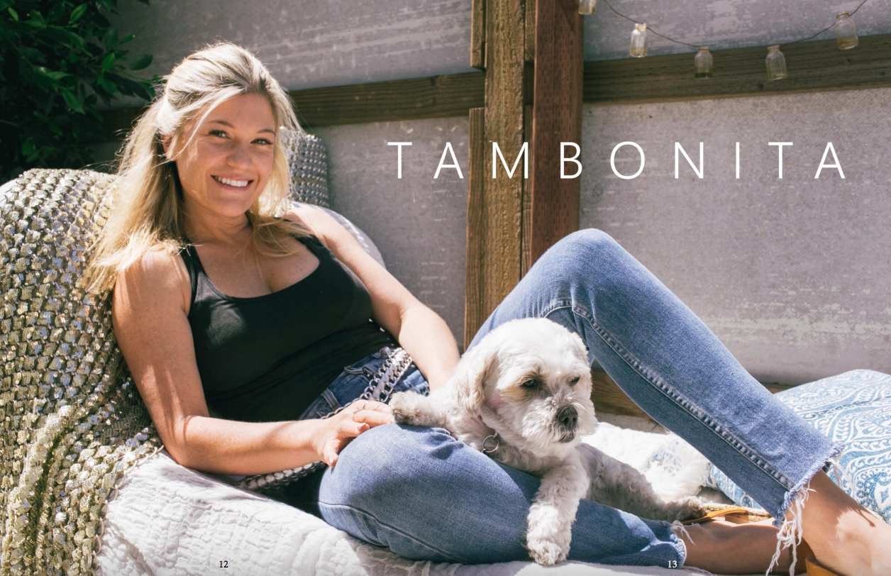 Mode Culture - Tamara Aida Diaz, better known as Tammy, discovered a way to create something uniquely beautiful.
