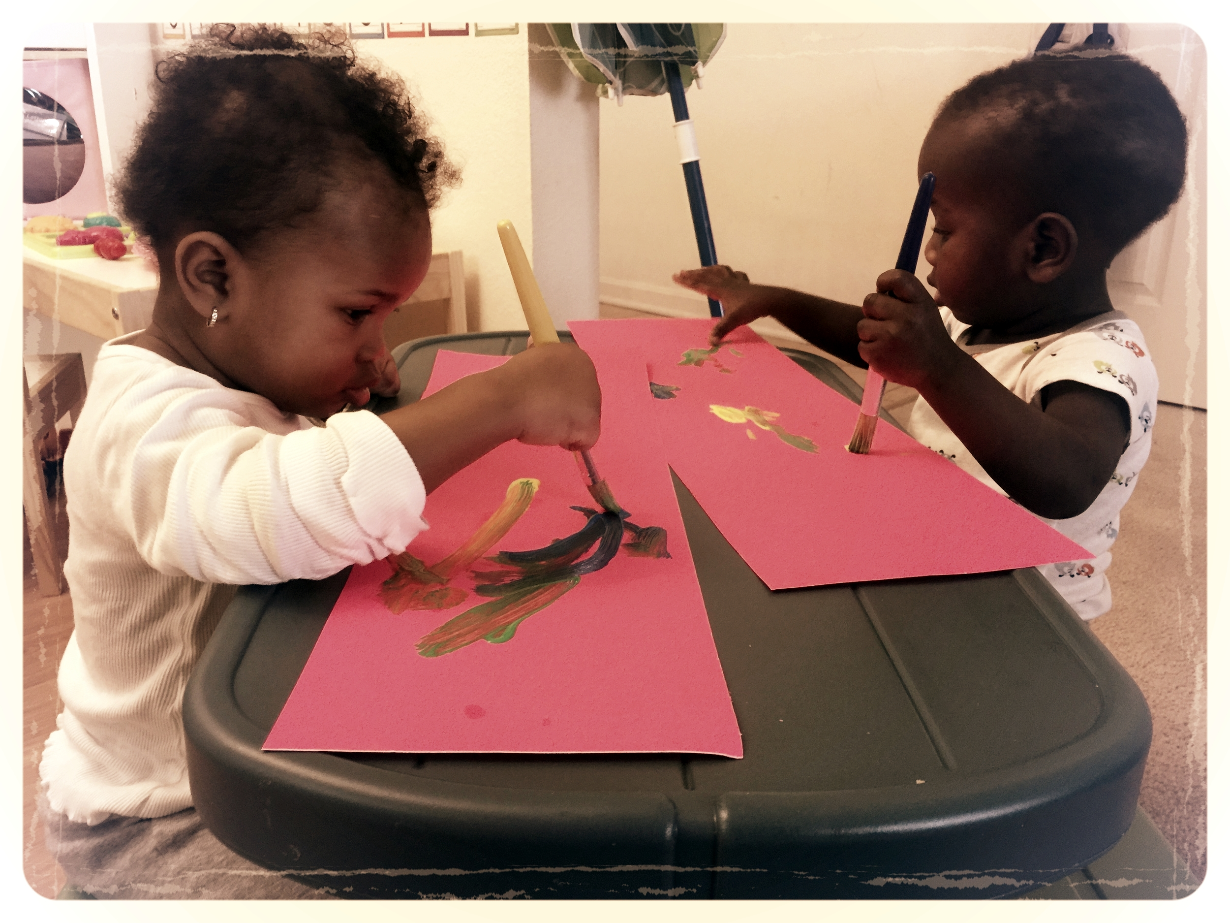 Masters of Their Own Paintbrush