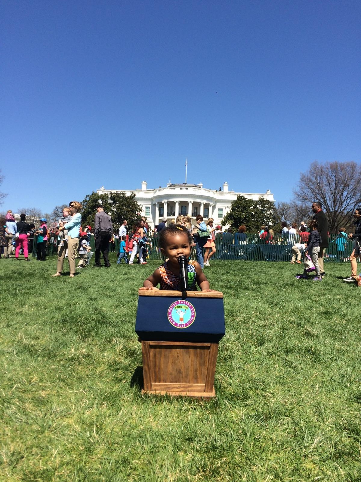Little Miss President