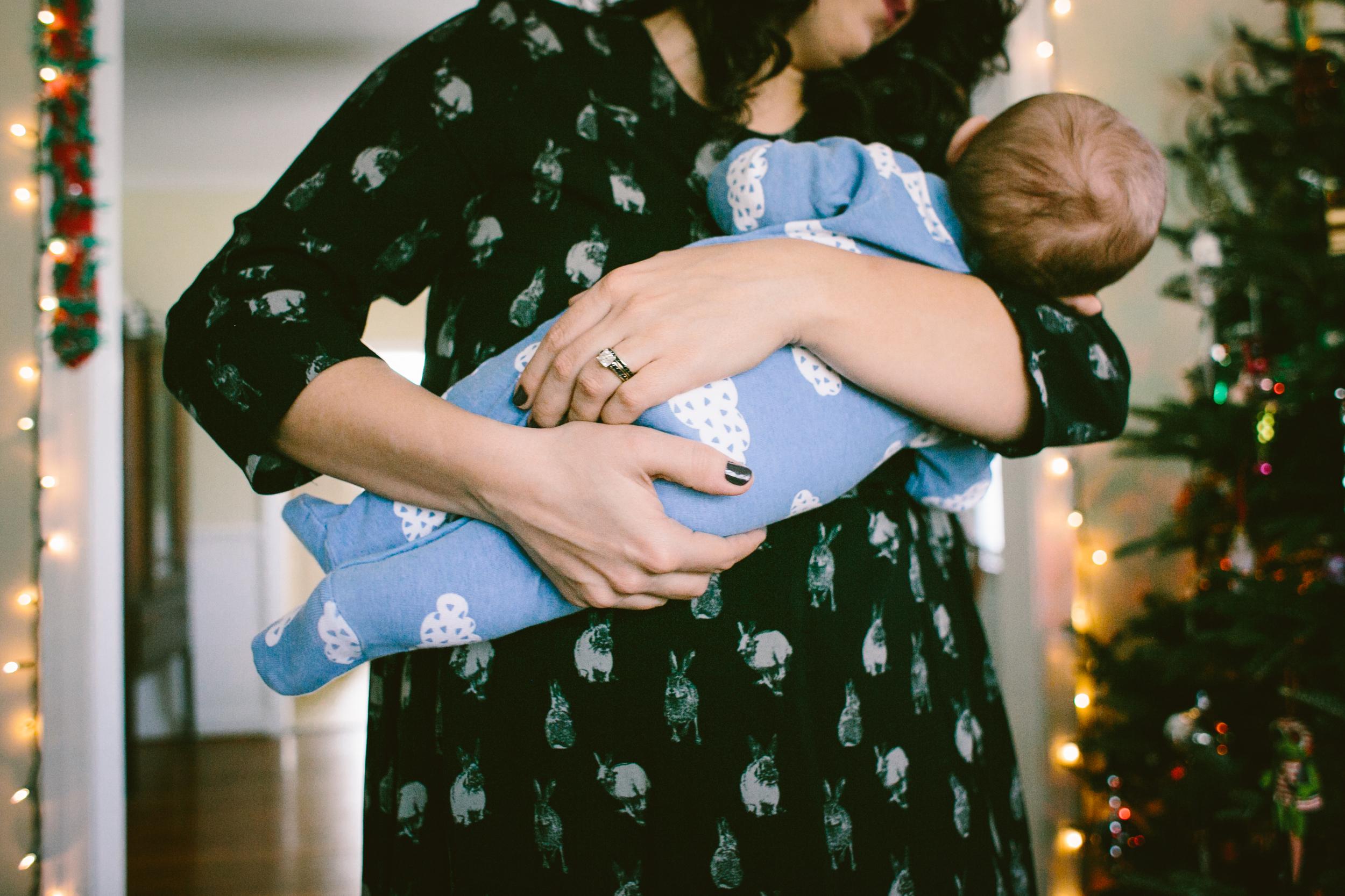 atlanta newborn lifestyle photography