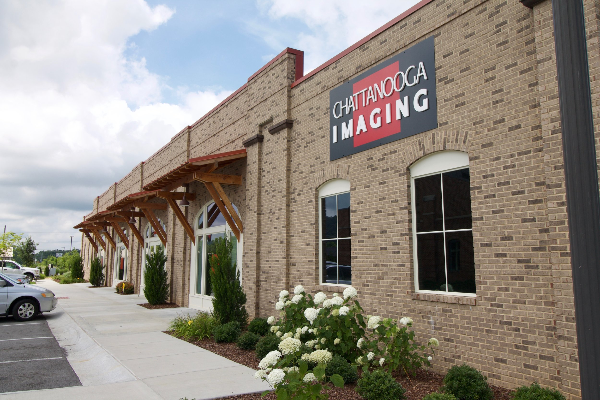 9,000 Square Foot Chattanooga Imaging Center