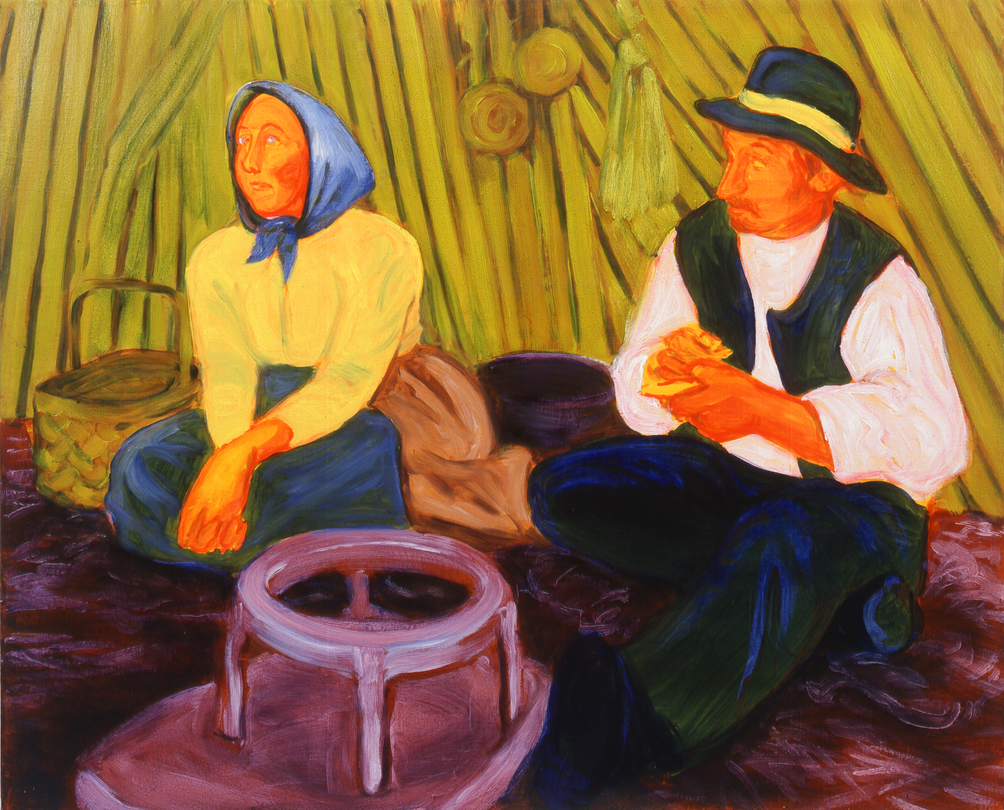 Sámi Couple, 2007