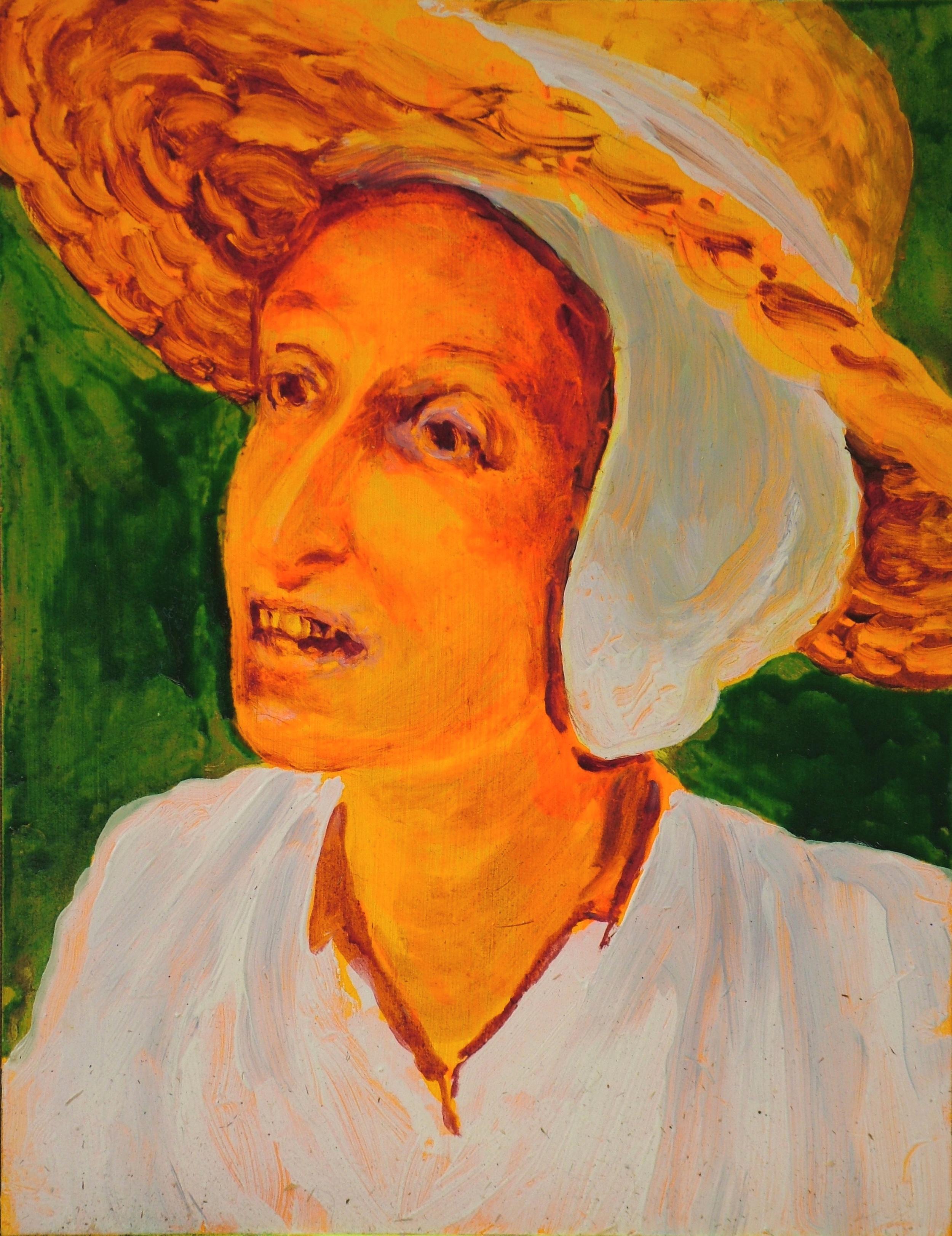 A Peasant Woman, 2006