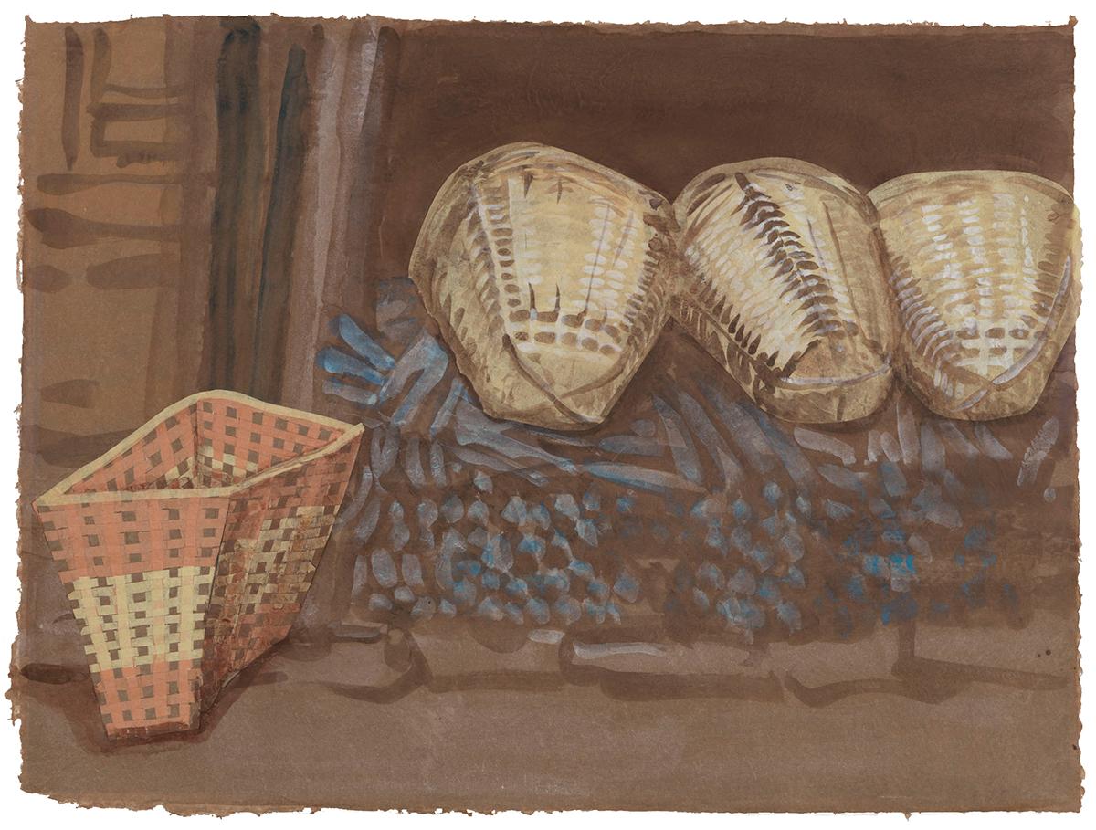 Baskets, 2012
