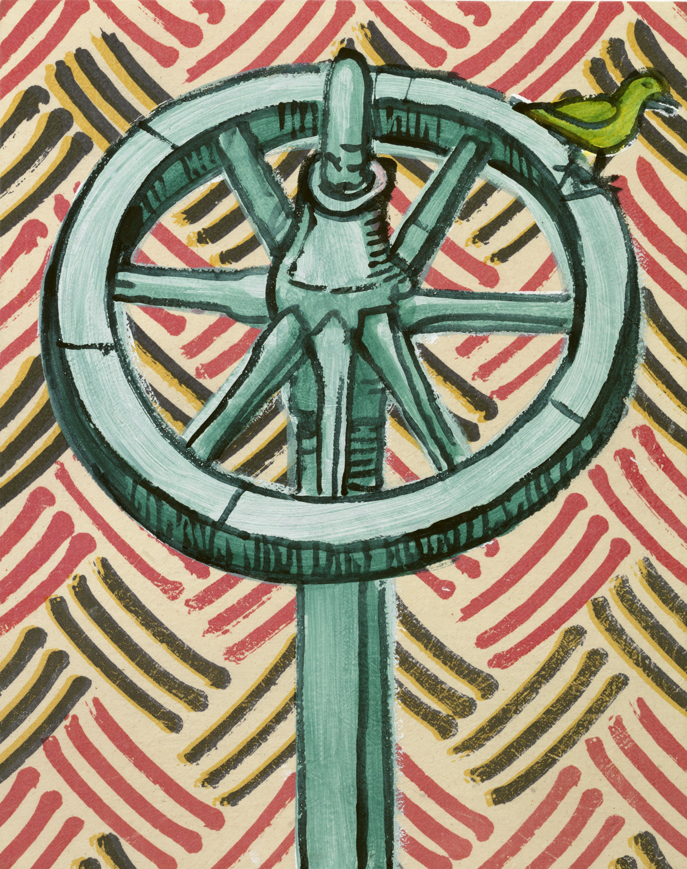 Instrument of Torture: Wheel, 2017