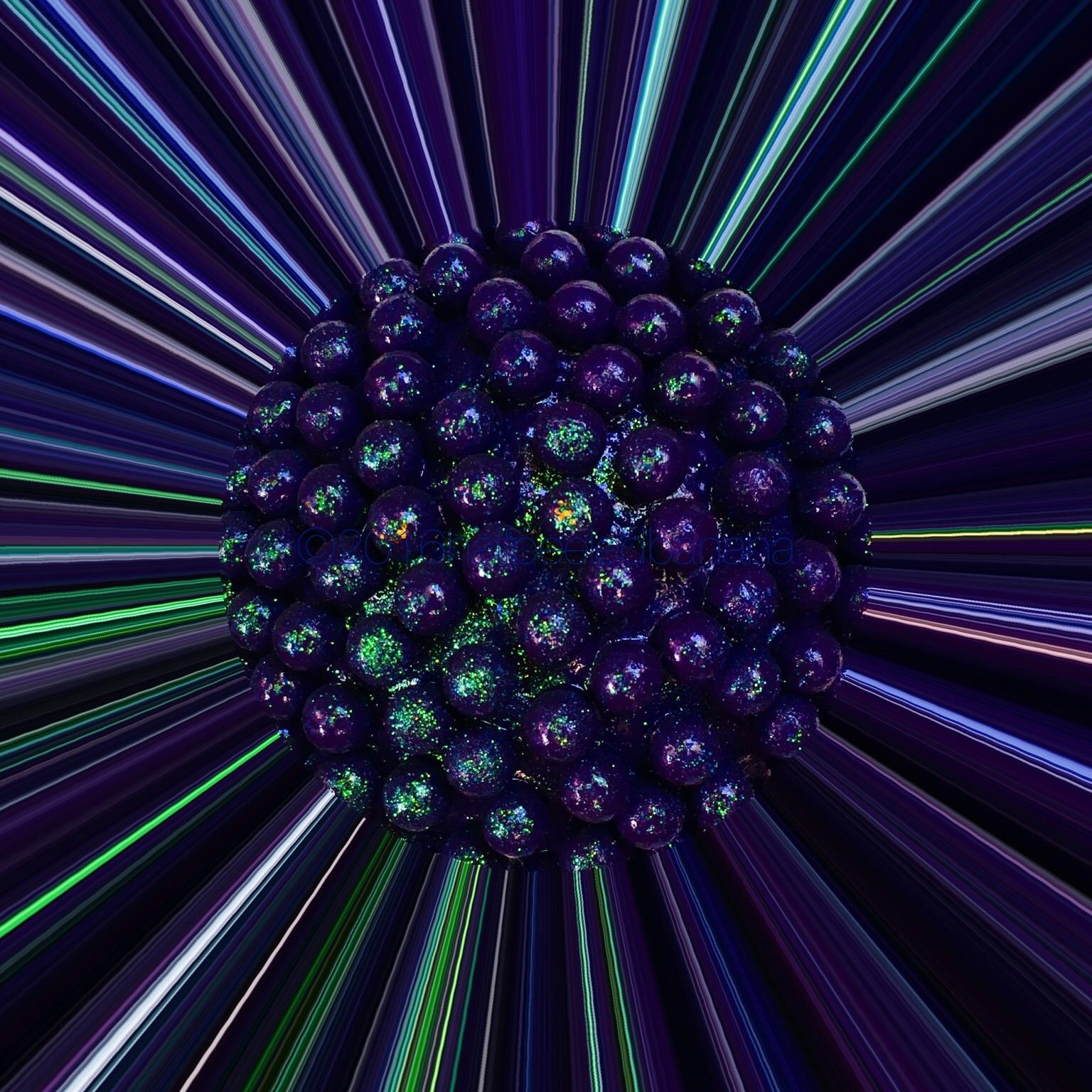 nubs blast purple
