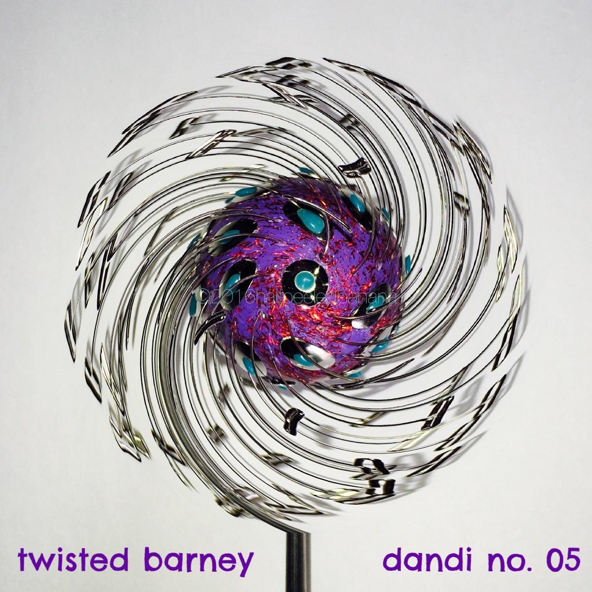 twisted barney