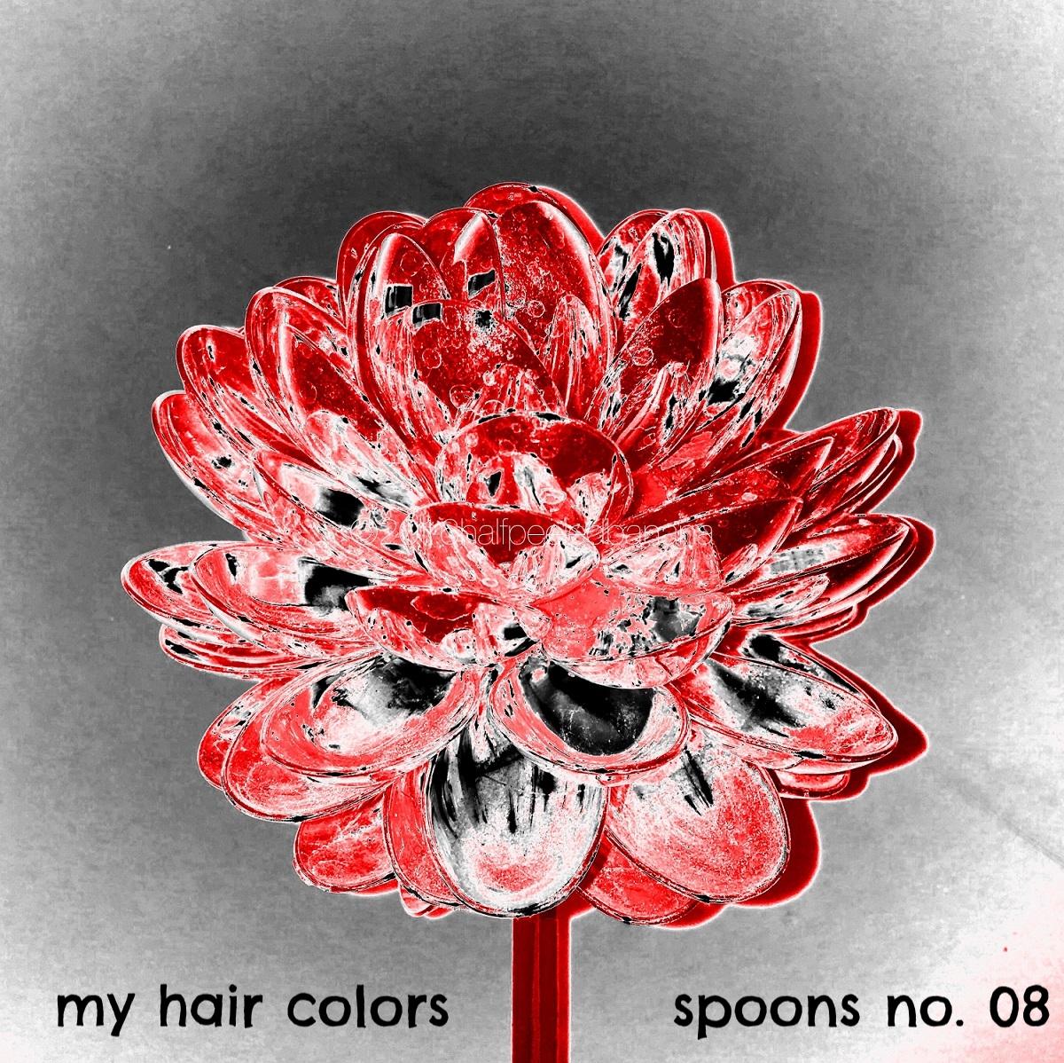 my hair colors