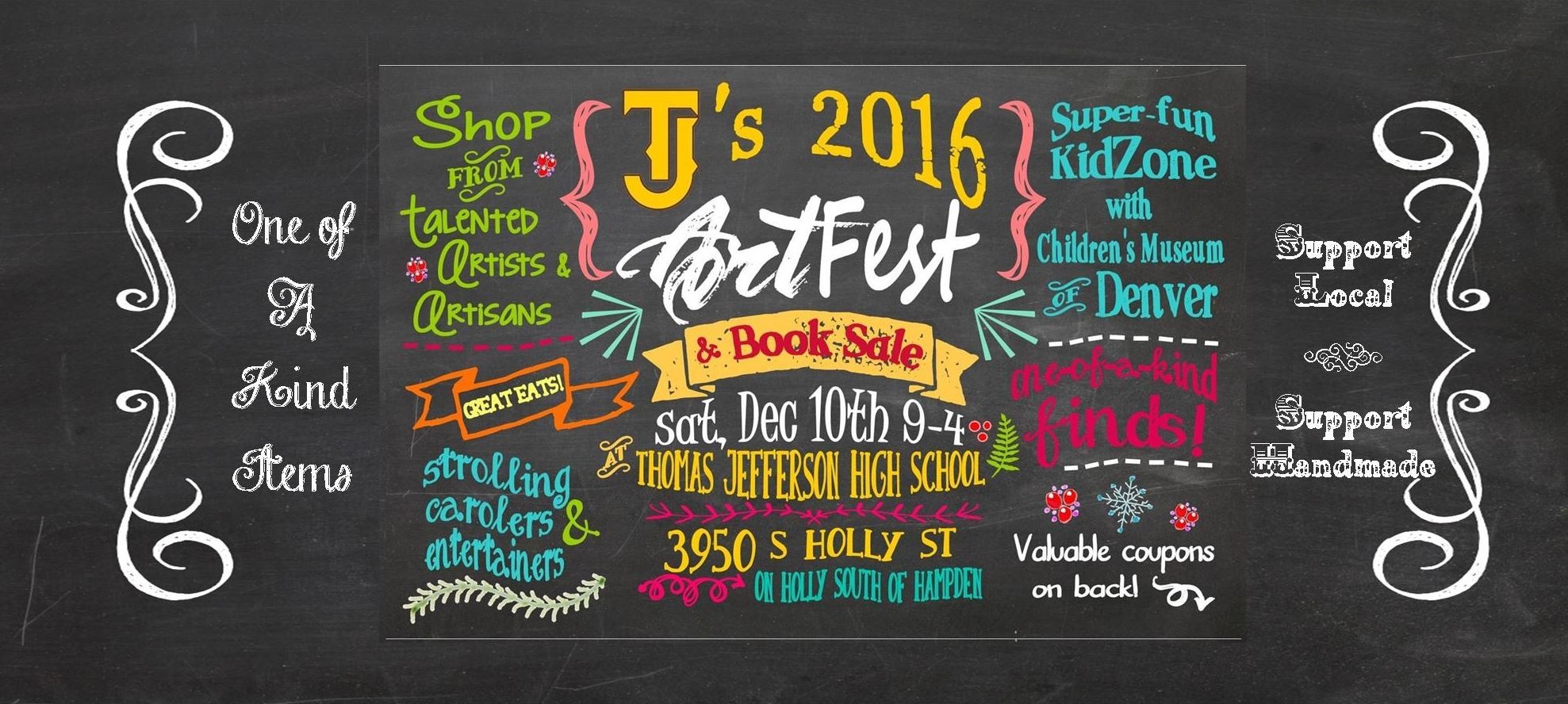 click flyer above for the ArtFest FB page!!