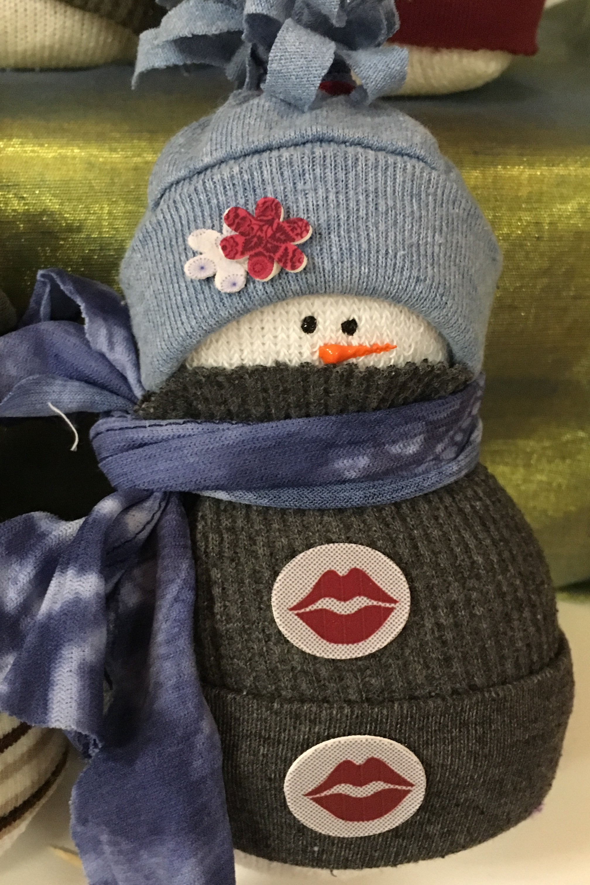 S.W.A.K. snow peep
