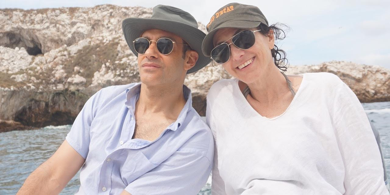 Lisa Addario and Joe Syracuse