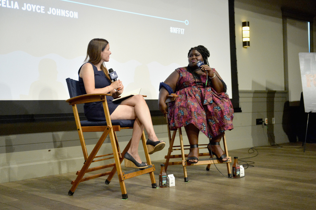NFF 2017: Afternoon Tea Talk with Gabourey Sidibe
