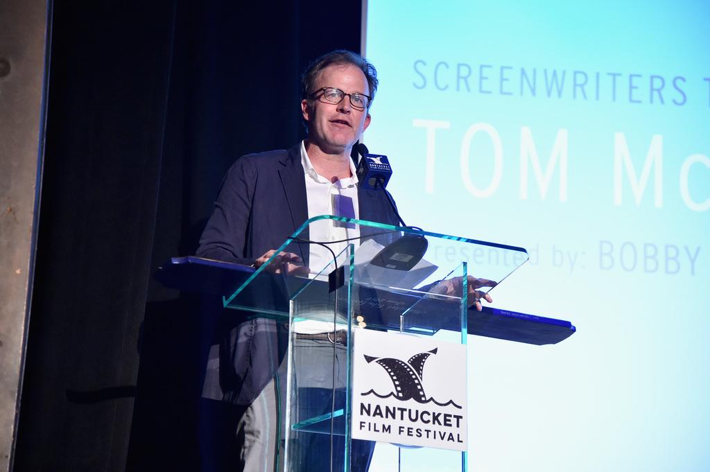 NFF 2017: Screenwriters Tribute: Tom McCarthy