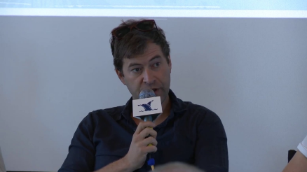 Morning Coffee with Mark Duplass