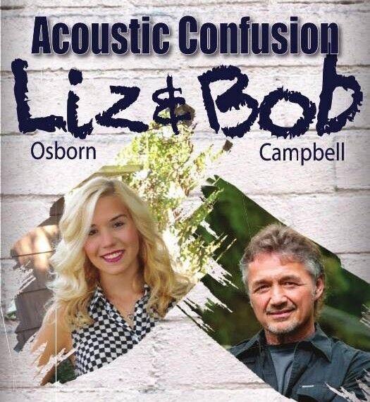 Liz & Bob - LIVE at Webb's Captain's Table!