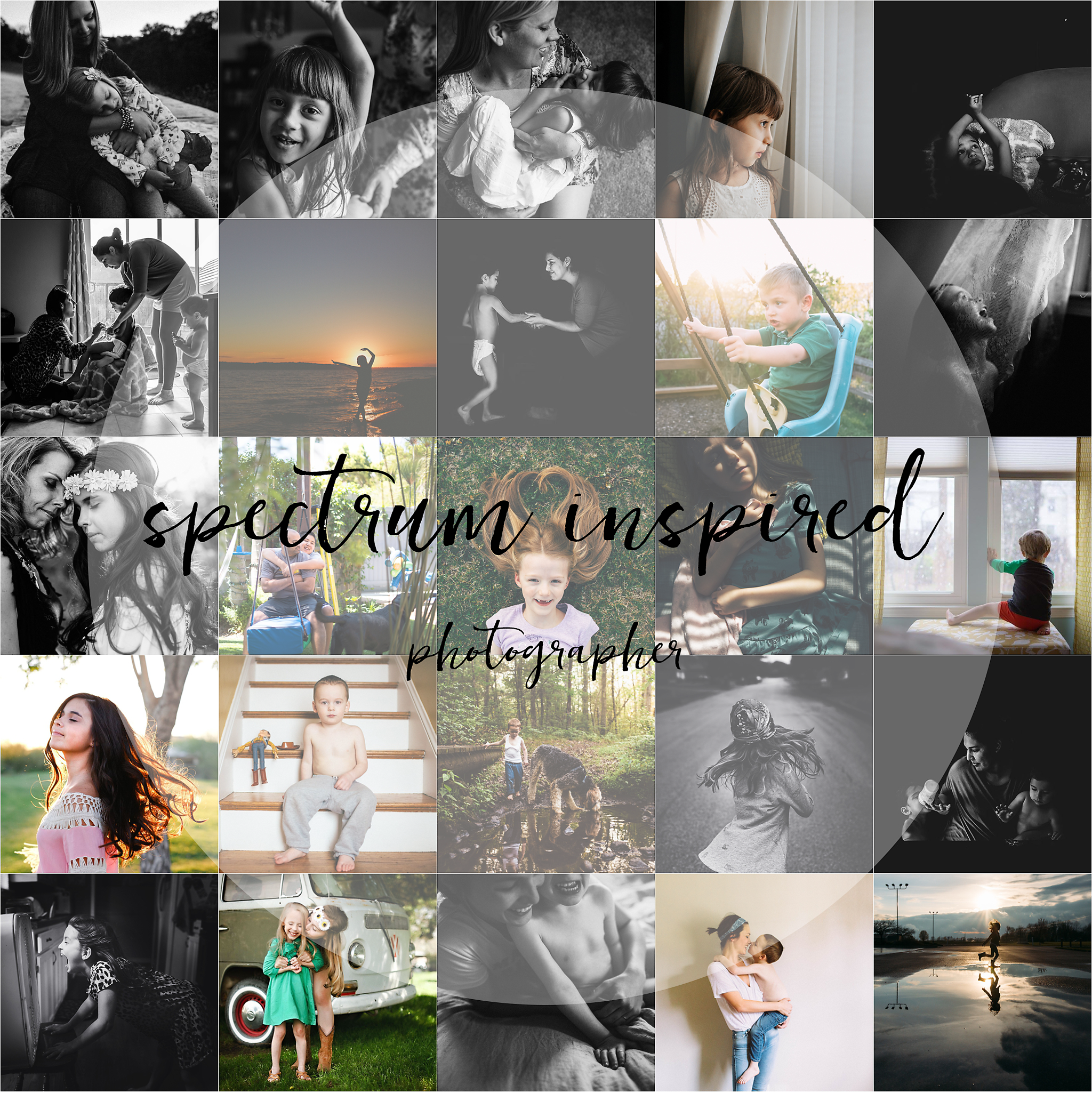 Photographer for Spectrum Inspired - If you have a child on the spectrum or know someone who does, PLEASE check out Spectrum Inspired and their amazing cause and apply for a session in your area!