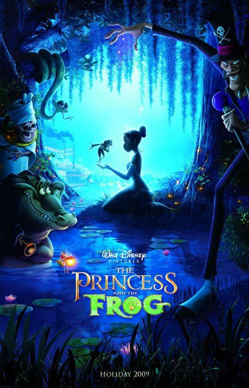 Princess & the Frog
