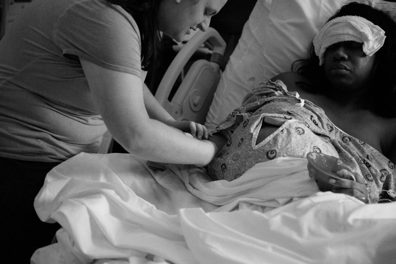 Acupressure for Birth — Marissa Peterson, Doula