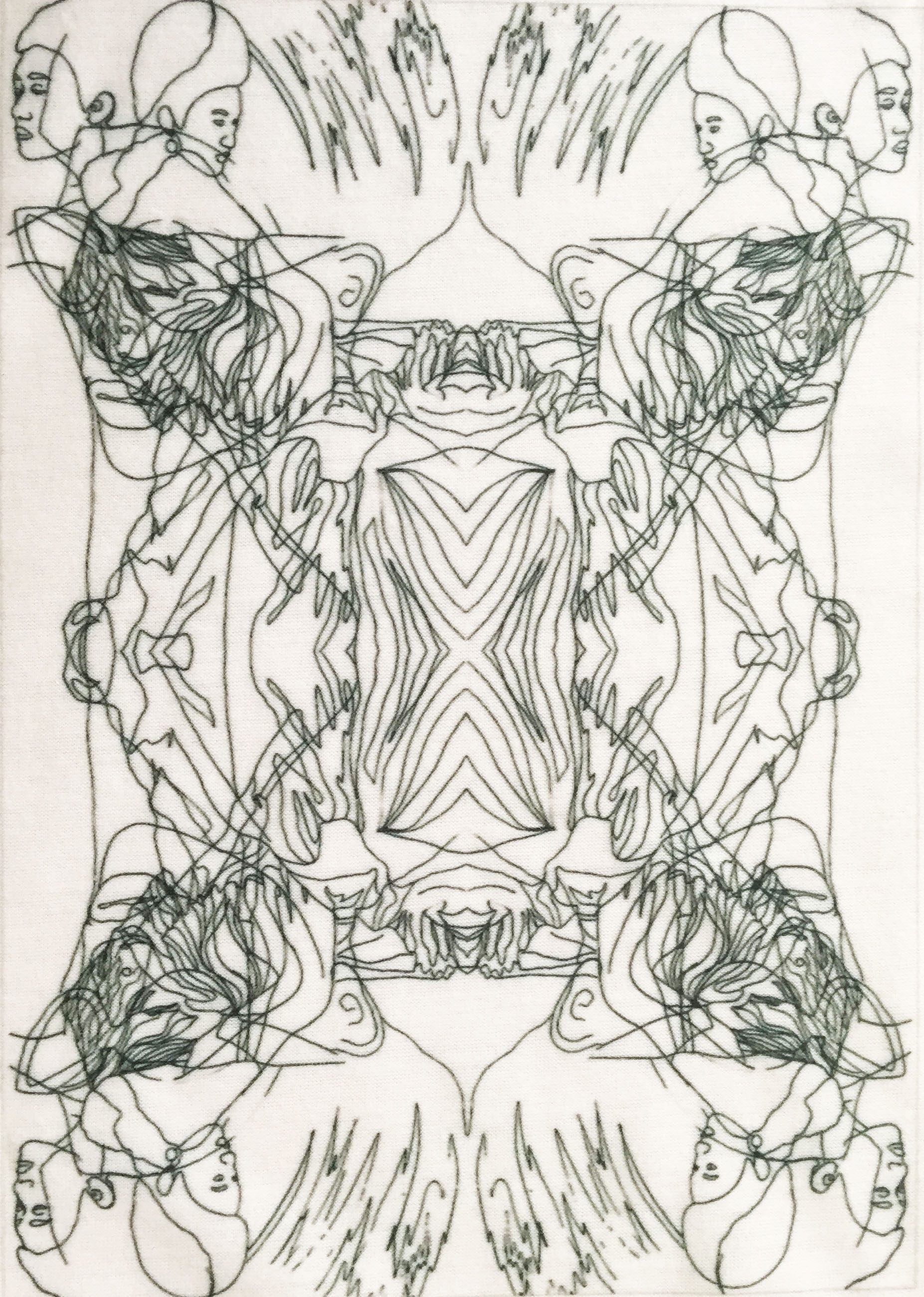 Fabric sample 1