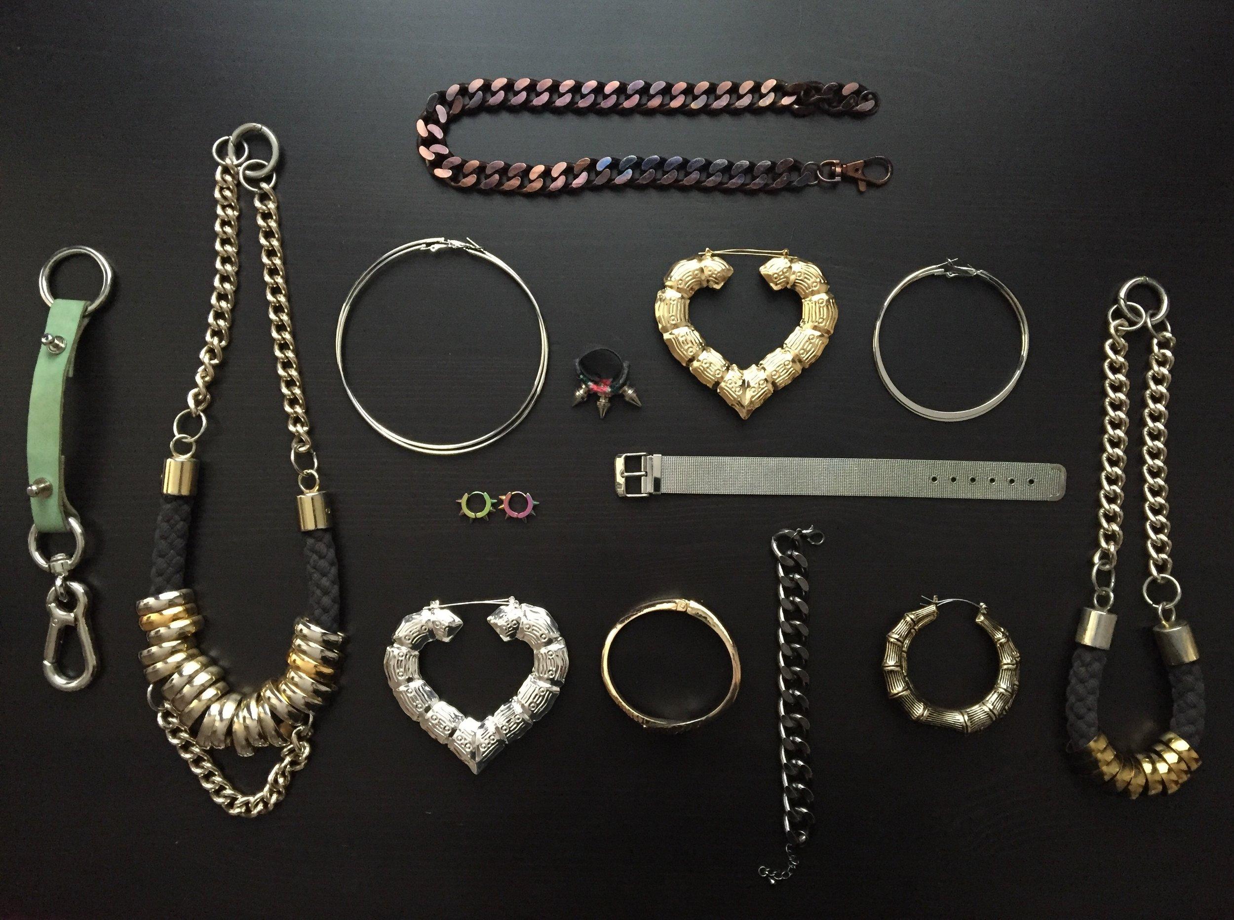 Jewellery options