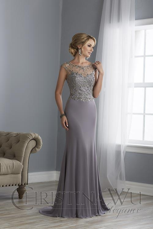 17862  - MOTHER BRIDE DRESSES - IreneRocha.com