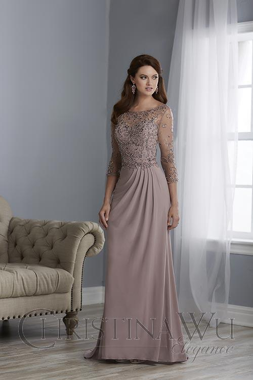 17869  - MOTHER BRIDE DRESSES - IreneRocha.com