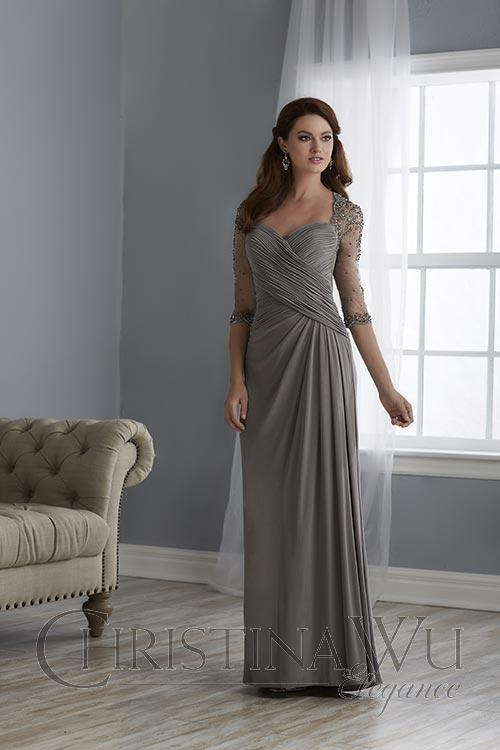 17870  - MOTHER BRIDE DRESSES - IreneRocha.com
