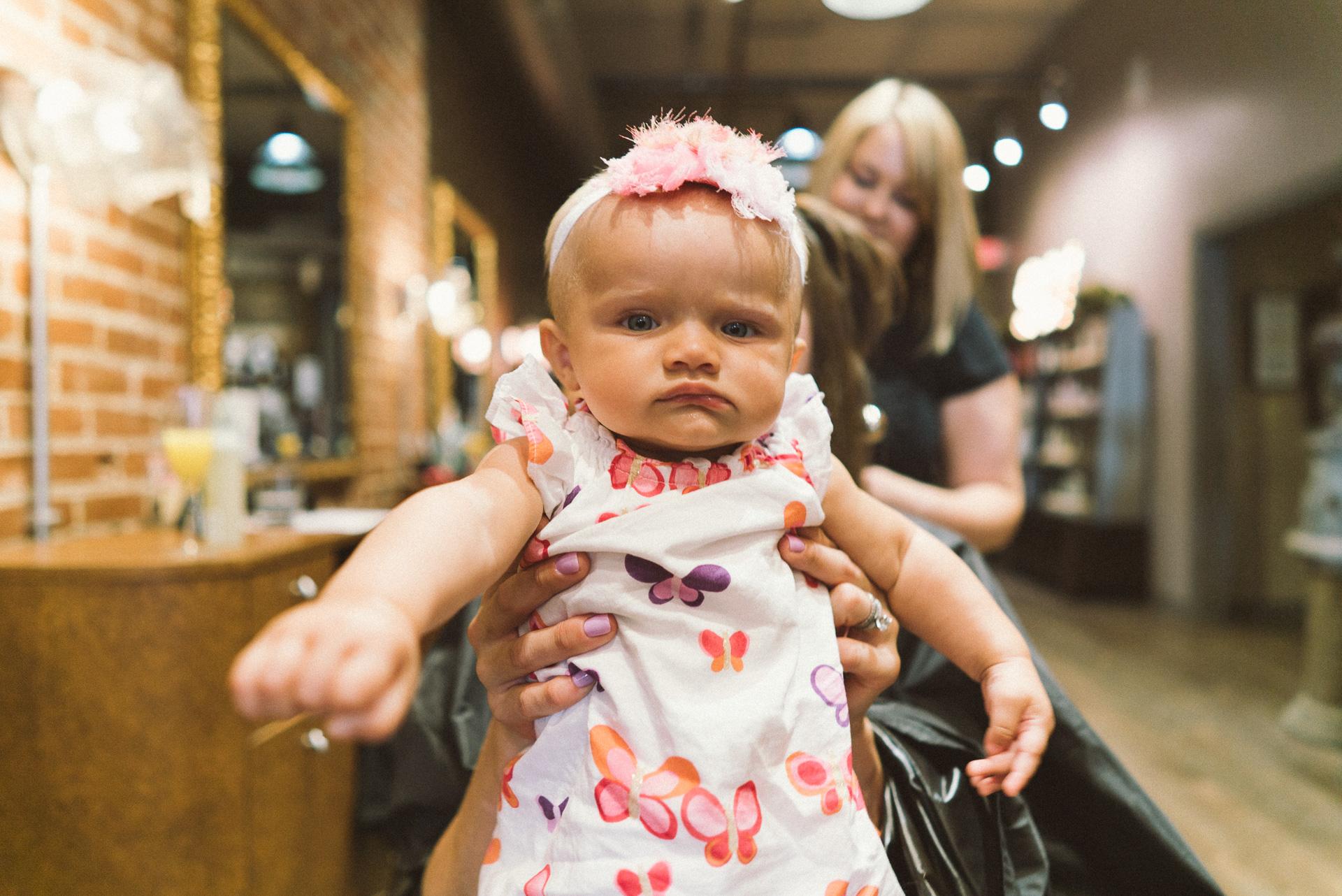 Dayton Wedding Photographer - baby