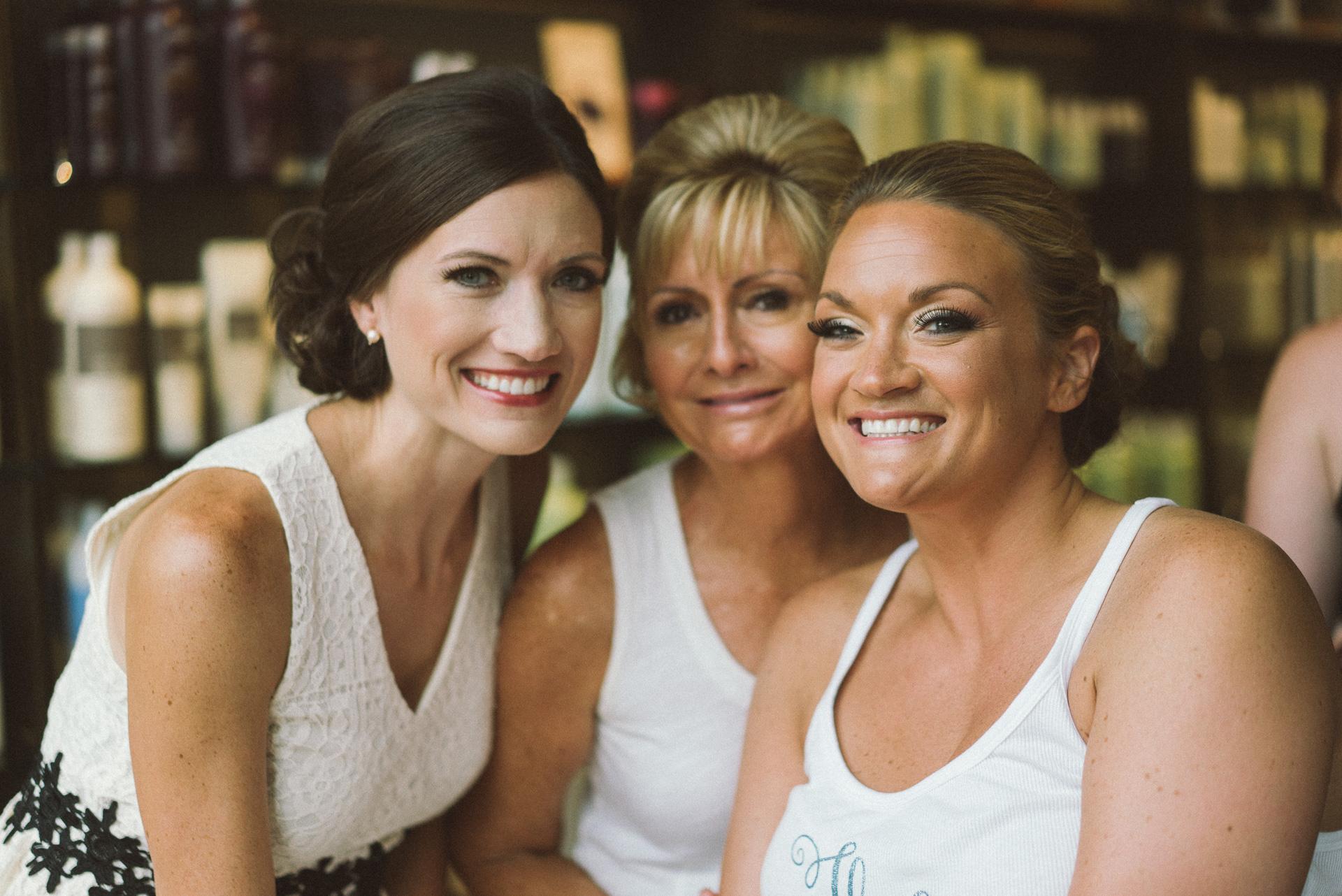 Dayton Wedding Photographer - Girls Photo