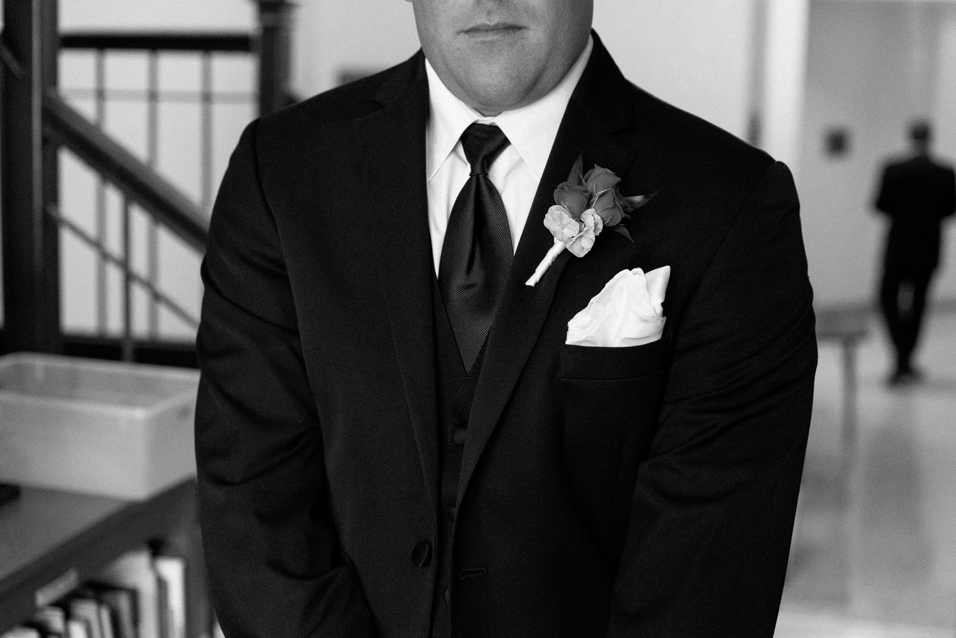 Dayton Wedding Photographer - Groom