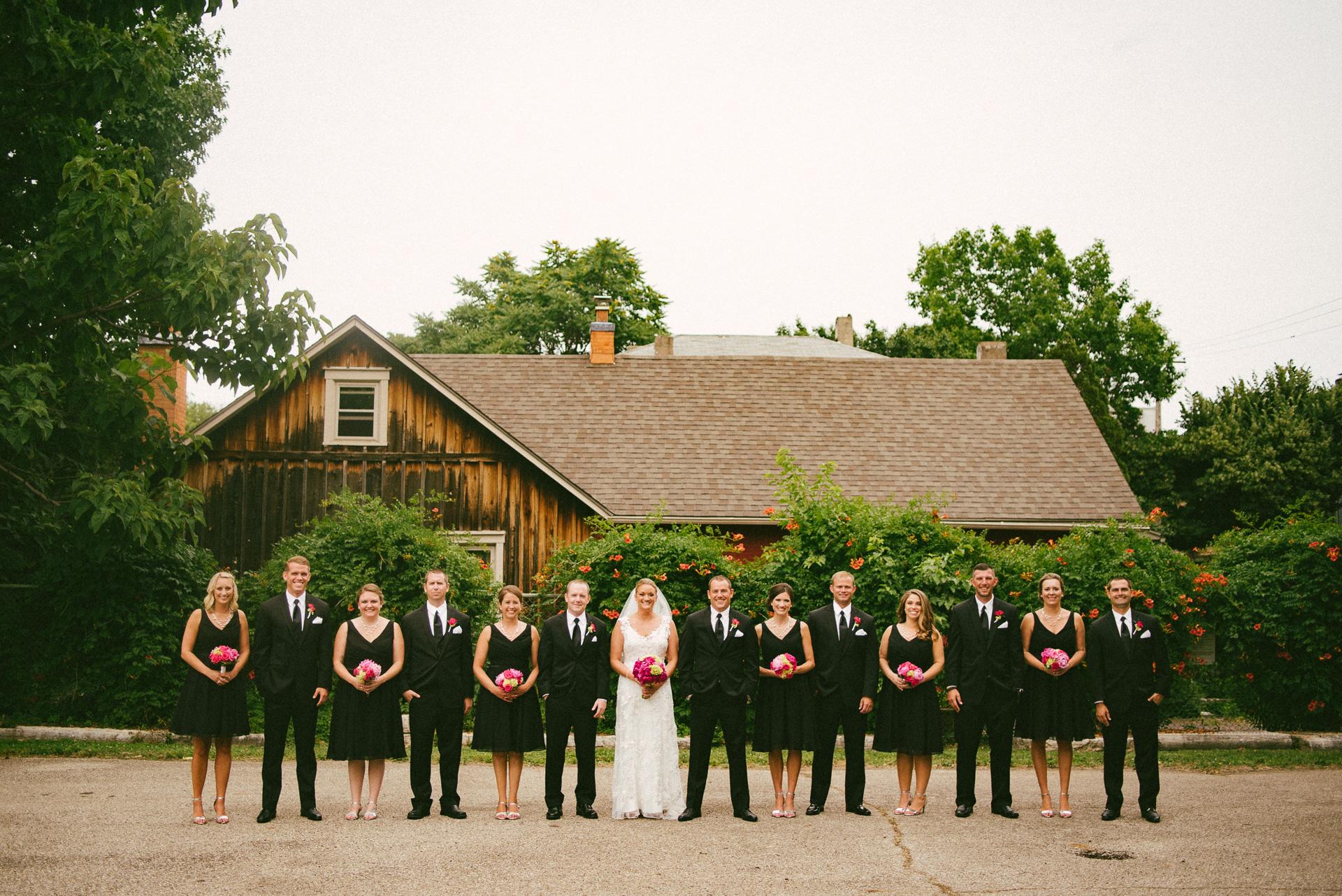 Dayton Wedding Photographer - Bridal Party