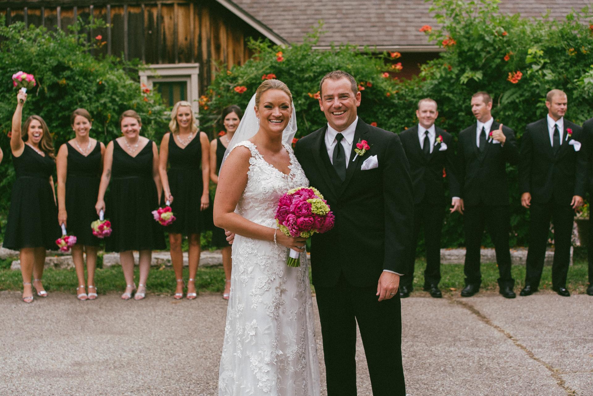 Dayton Wedding Photographer - Wedding Party