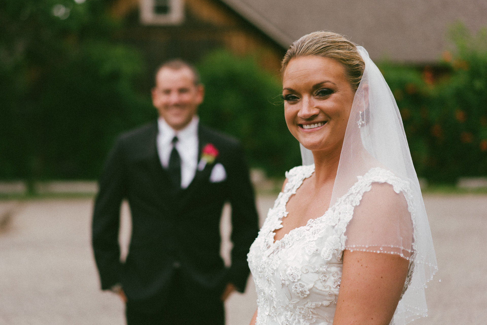 Dayton Wedding Photographer - Beautiful Bride