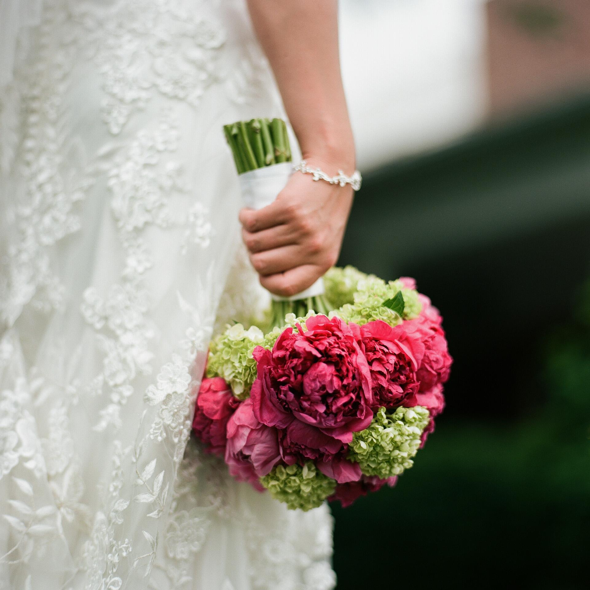 Dayton Wedding Photographer - Flowers
