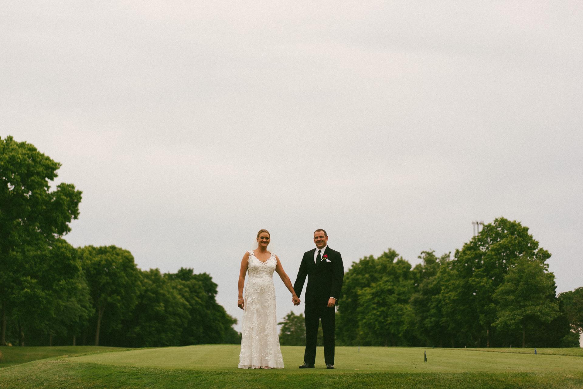 Dayton Wedding Photographer - Bride and Groom Photo