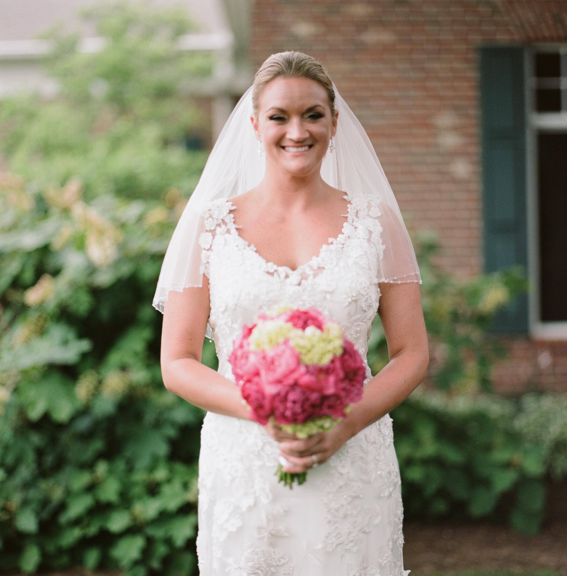 Dayton Wedding Photographer - Bride Portrait