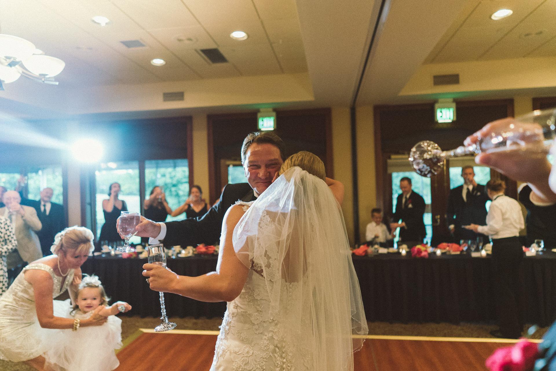 Dayton Wedding Photographer - Father Daughter Dance