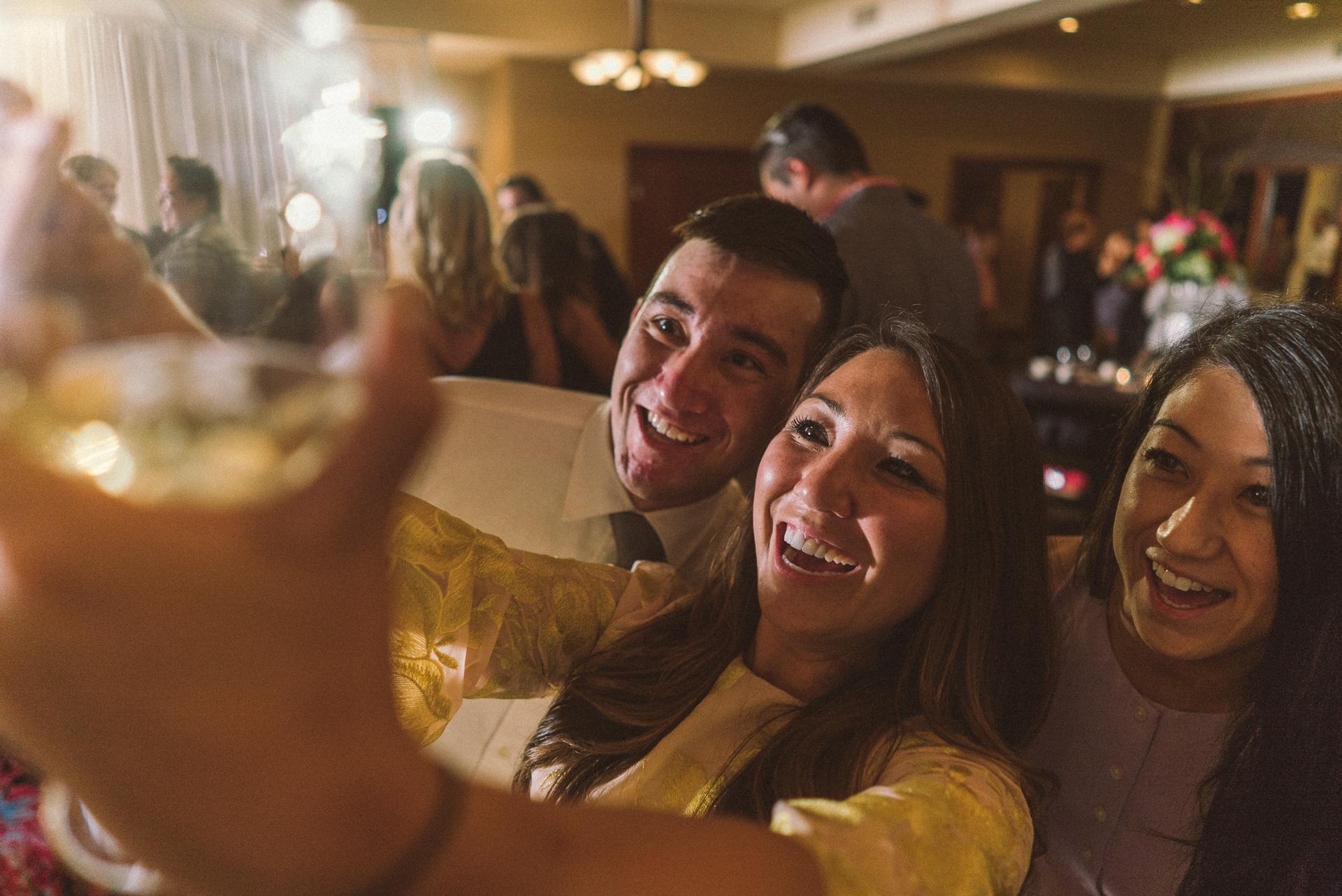 Dayton Wedding Photographer - Selfie