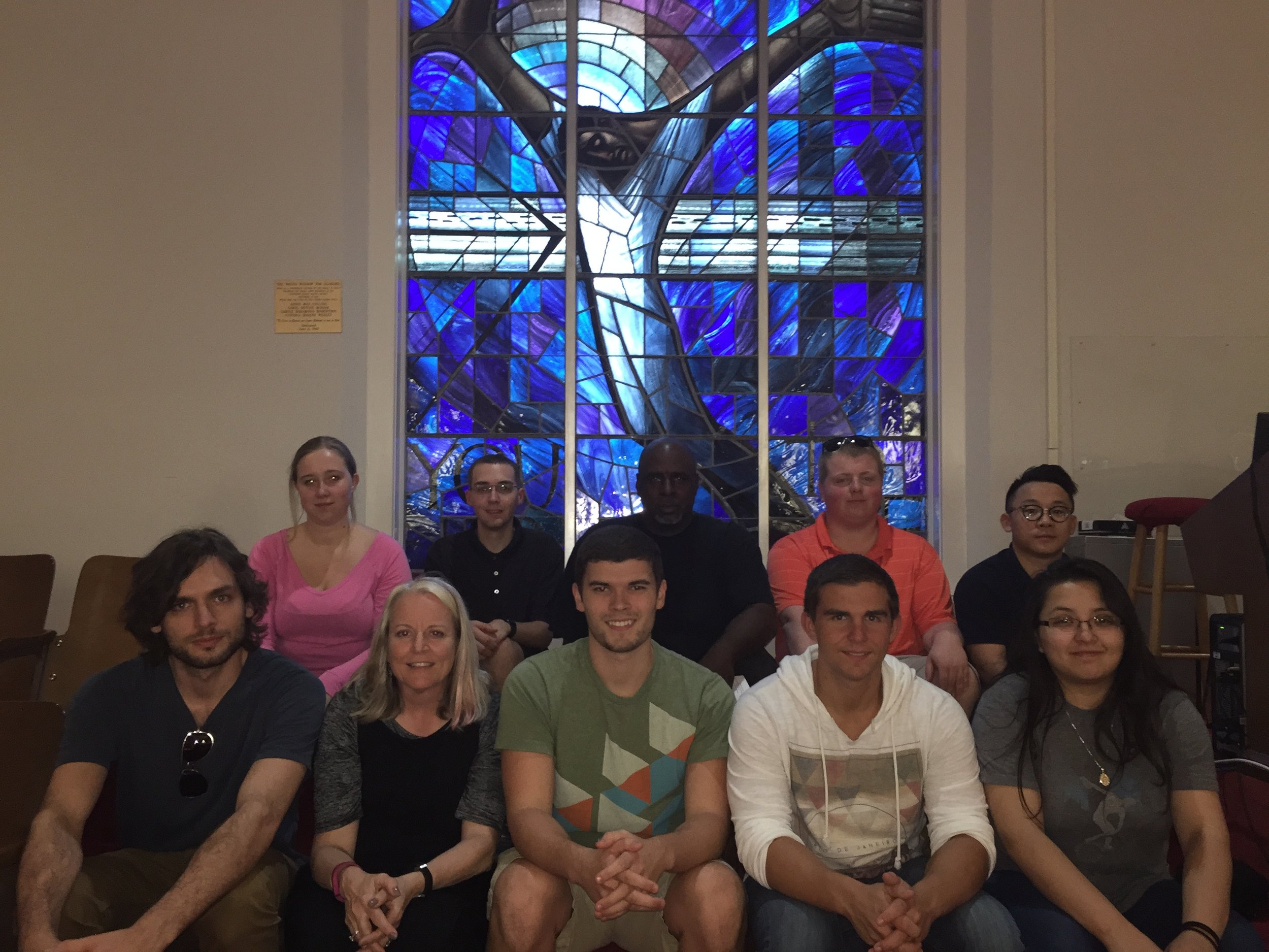 ARCH594-2015-Keddy-Group photo_16th Str Baptist Church.JPG
