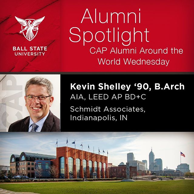 Kevin Shelley '90, B.Arch, AIA, LEED AP BD+C