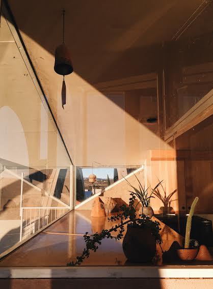 Window into the Sky Suite