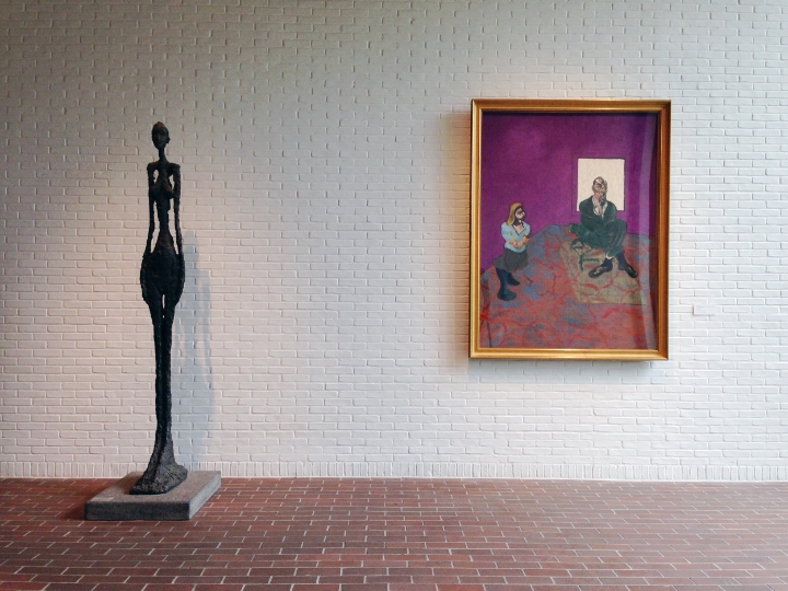 Giacometti Gallery /Photo: Maleeha Sambur