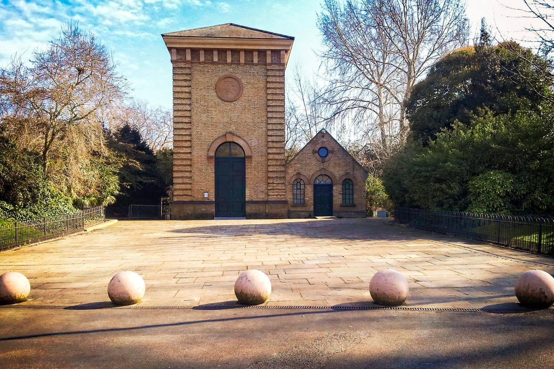 Pump House Gallery - Battersea Park, London SW11 4NJ