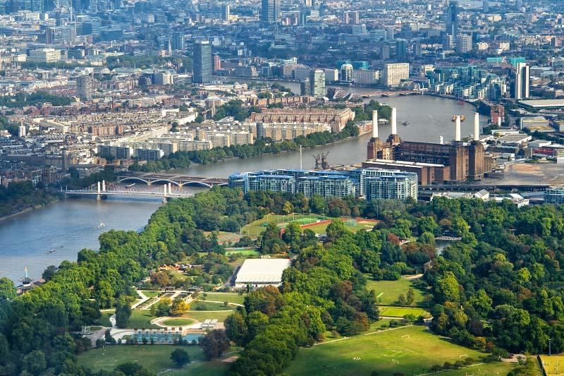Battersea Park -London SW11 4NJ