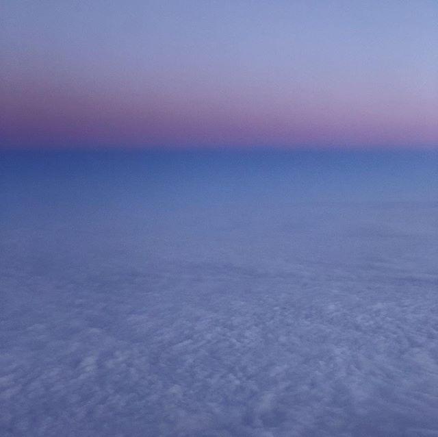 #dawn #flight #colors