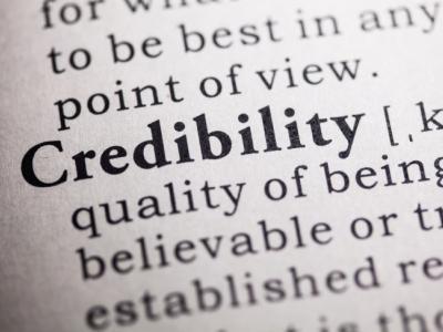 grapevine - credibility