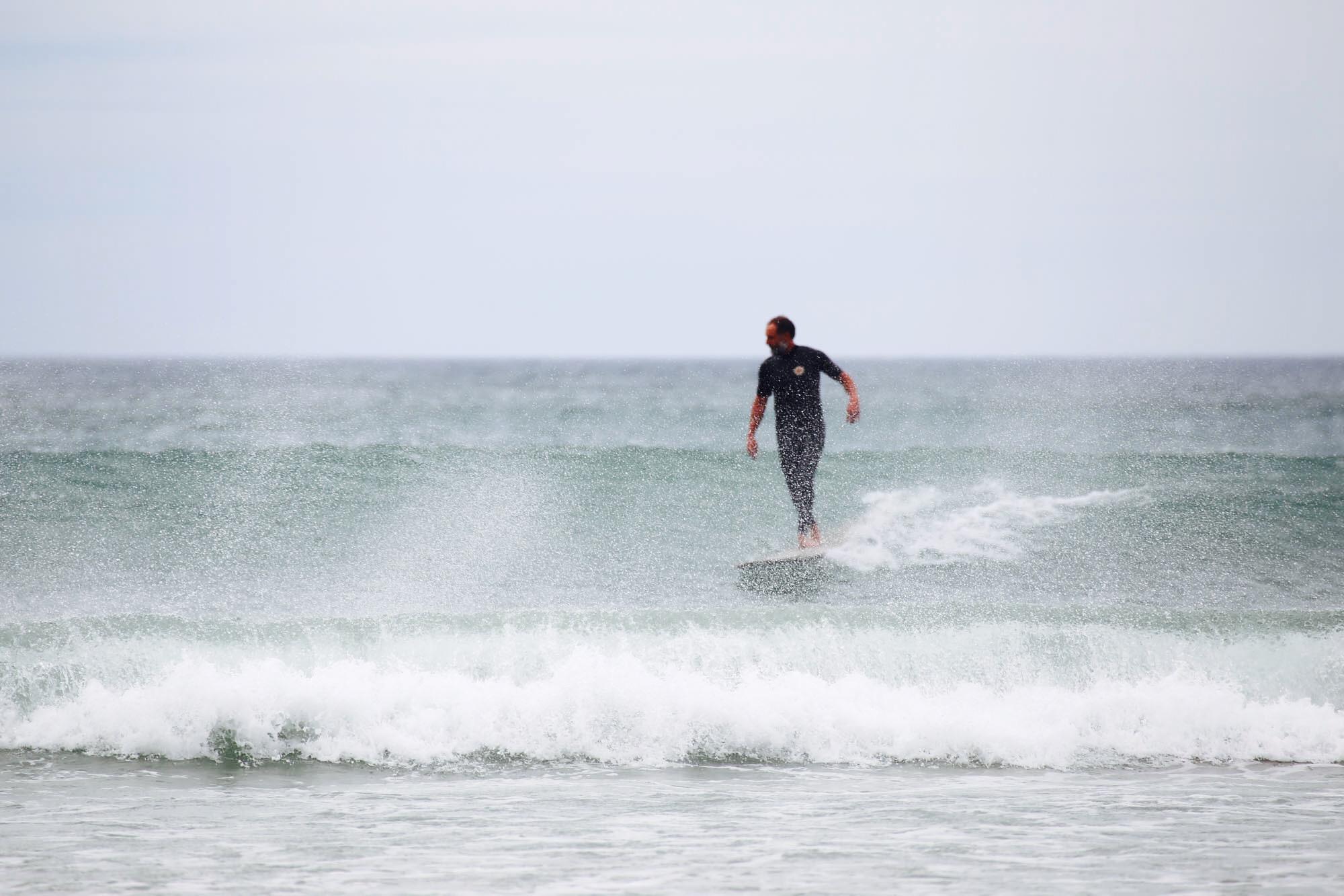 George's Surf School    LONGBOARD COURSES