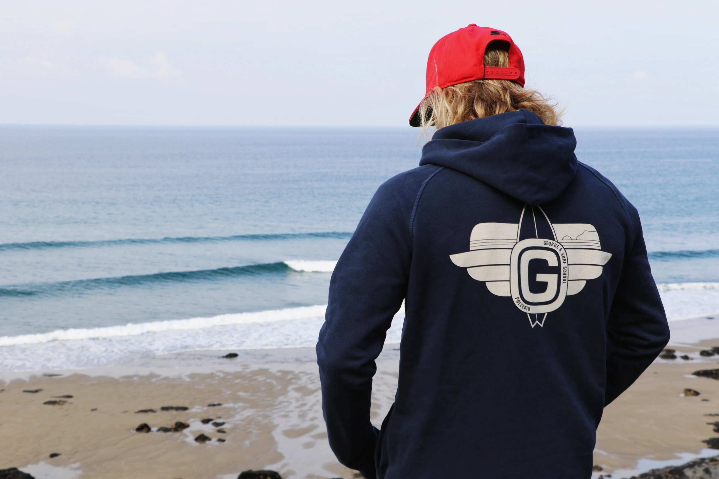 The Classic Hoodie £40 - Classic winter hoodie with GSS logo
