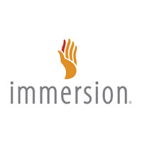 Immersion</br><a>More</a>